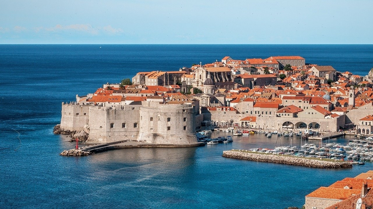Fay3 - صور لـ #كرواتيا #قديم #مدينة #دوبروفنيك #مدينة #بحر