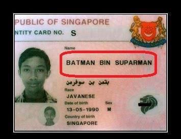 تعرفوا الى باتمان الحقيقي