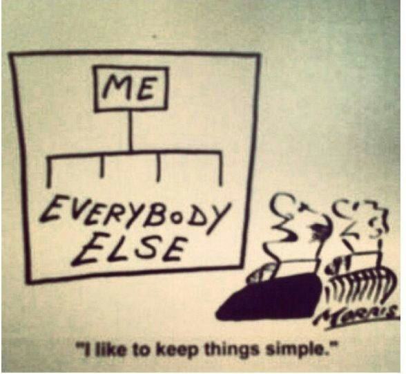 simple management style