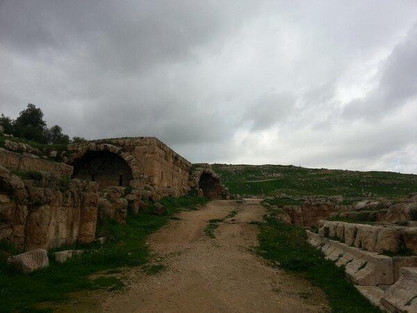 صور منوعة لمدينة #جرش في #الأردن - صورة 47