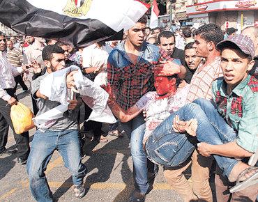 ميدان التحرير وميليشيات #الإخوان #مصر