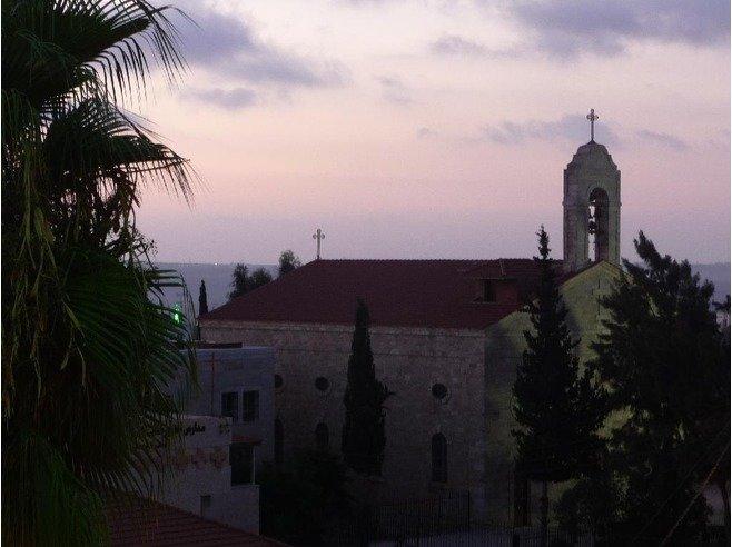 كنيسة القديس جورج في #مادبا #الأردن