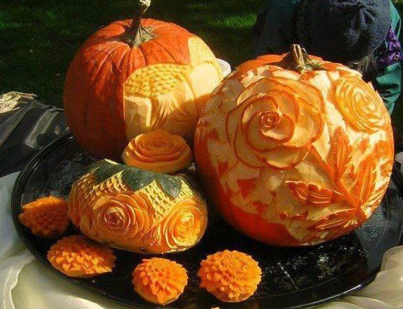 فن البرتقال