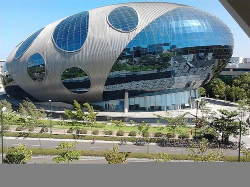 Great Tech Companies Offices #Infosys