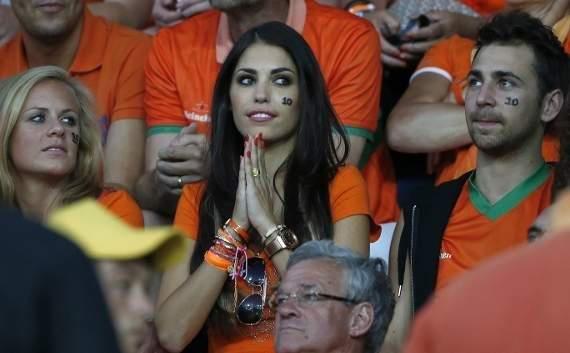 مشجعات #كأس_العالم - صورة 2