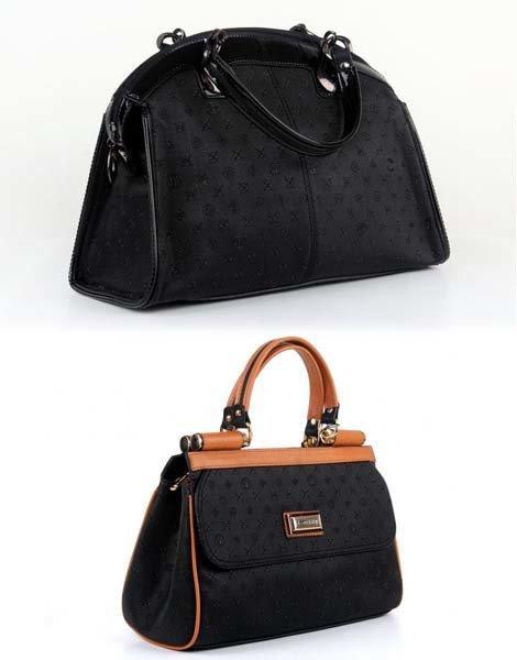 حقائب اليد 2014 بالون الأسود مناسبة للتجول