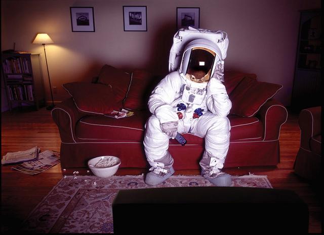 Unemployed Astronauts #funny