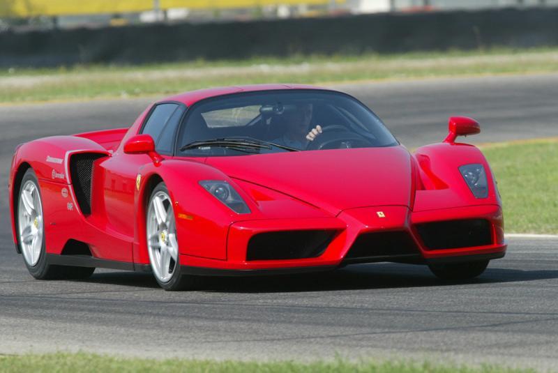 Ferrari Enzo Most Expensive Super Cars