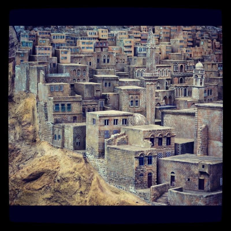 قرية أثرية في #تركيا