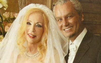 صباح تتزوج مرة ثامنة