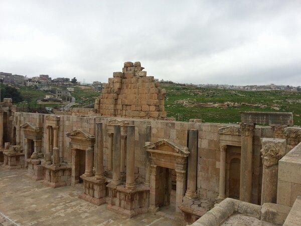 صور منوعة لمدينة #جرش في #الأردن - صورة 57
