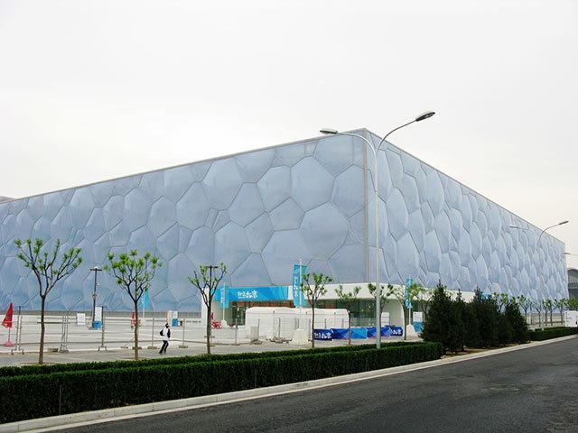 Amazing Buildings - Water Cube (Beijing, China)