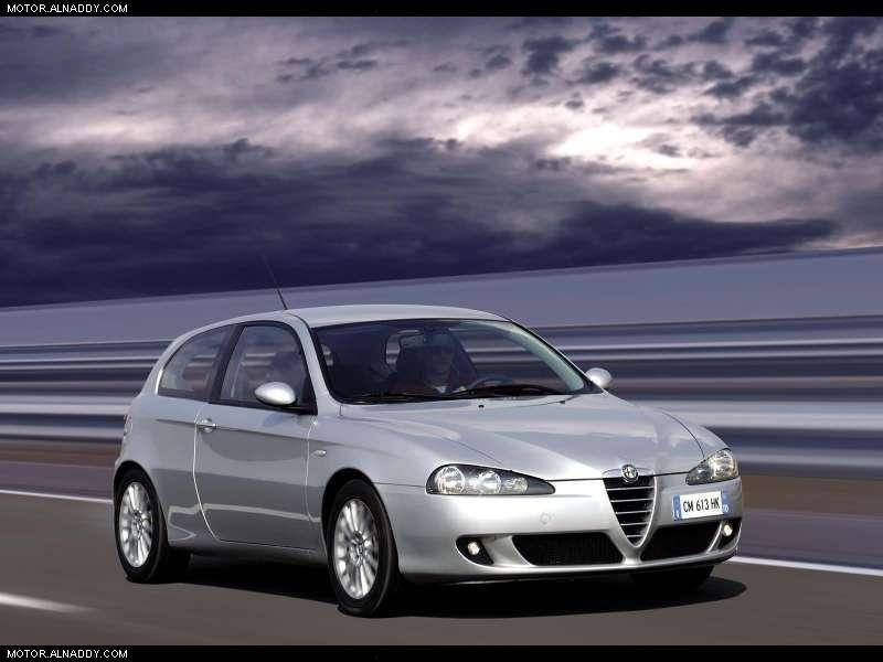 2003 Alfa Romeo 147 3door