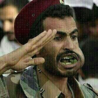 الانضباط العسكري في #اليمن