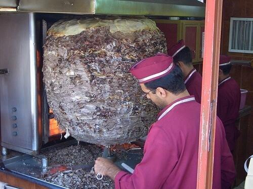 Amman Jordan عمان شاورما