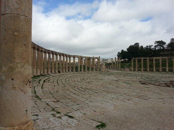 صور منوعة لمدينة #جرش في #الأردن - صورة 56
