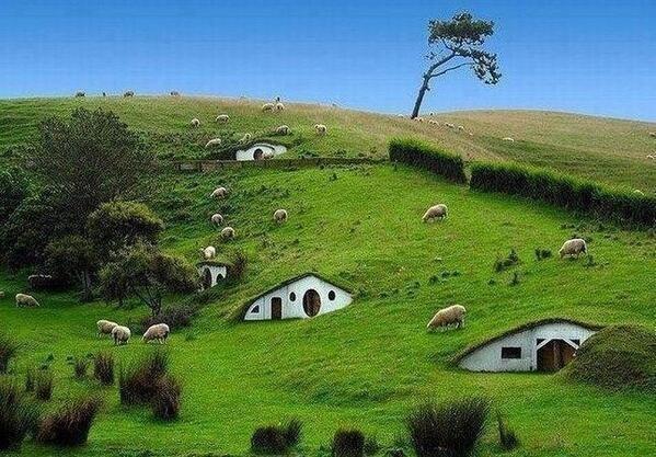 Hobbit Village, New Zealand