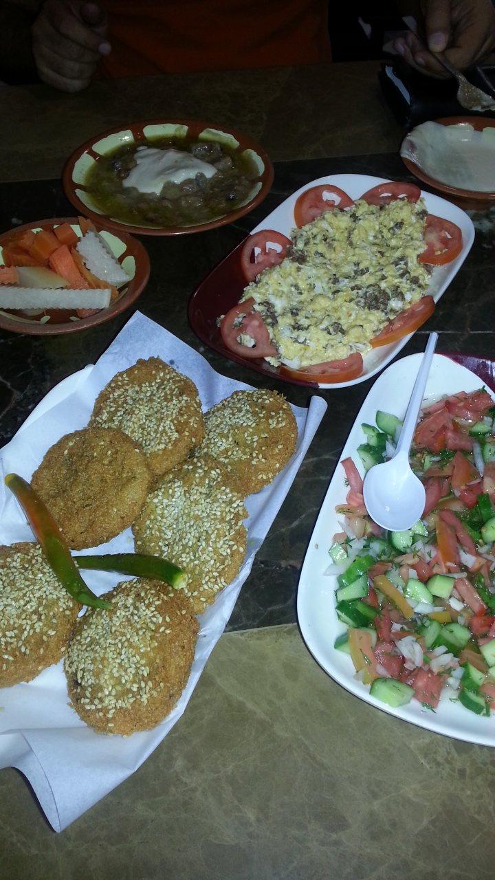 إفطار مصري بكل جدارة في #الشارقة #الإمارات