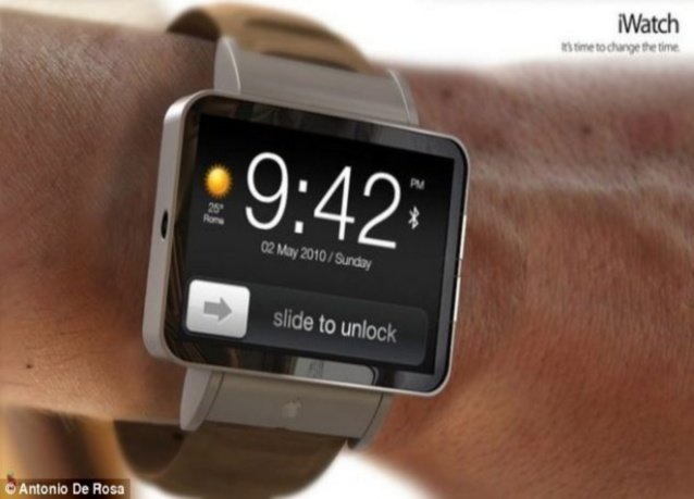 Iwatch from #Apple - 2