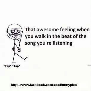 That awesome moment when...