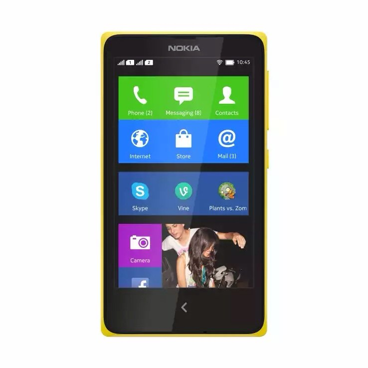 Nokia X+ and Nokia XL will use Android and Nokia UI