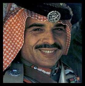 الملك #الحسين_بن_طلال