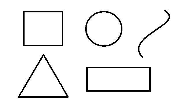 تحليل الشخصية حسب الأشكال الهندسية التي تحبها - اختر شكلك المفضل ثم انقر علی الصورة التالية