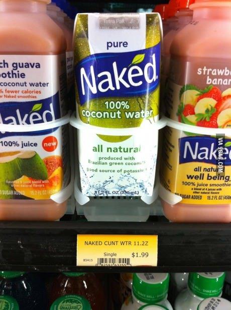 Interesting abbreviation of coconut