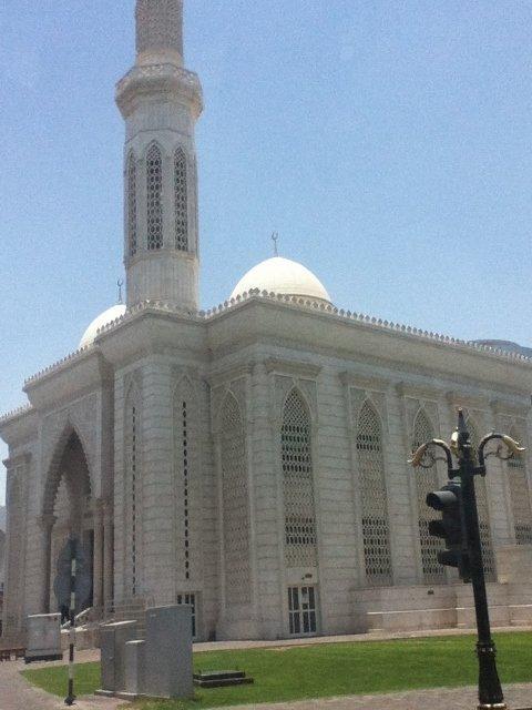 مسجد الشيخة سلامة في #العين #أبوظبي