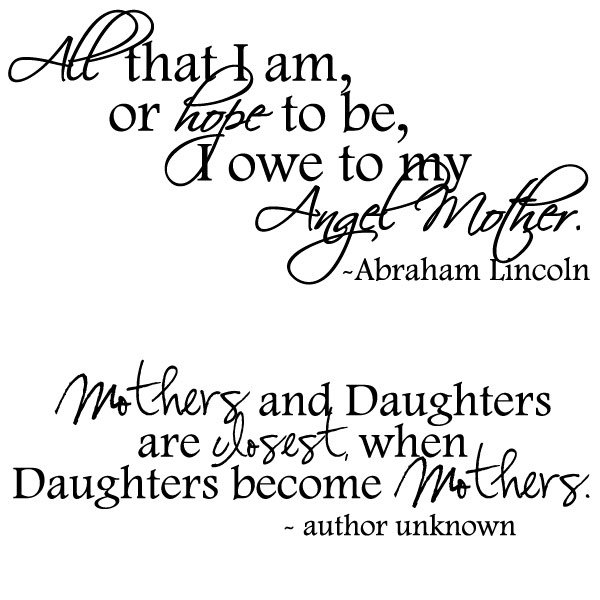 Quotes about Mothers #Mother_day - 1