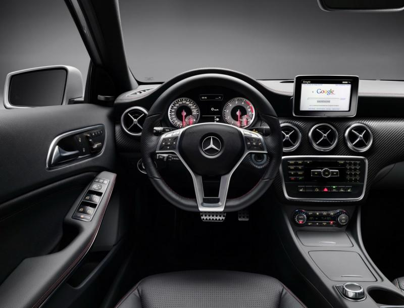 The New #Mercedes A Class AMG - 5