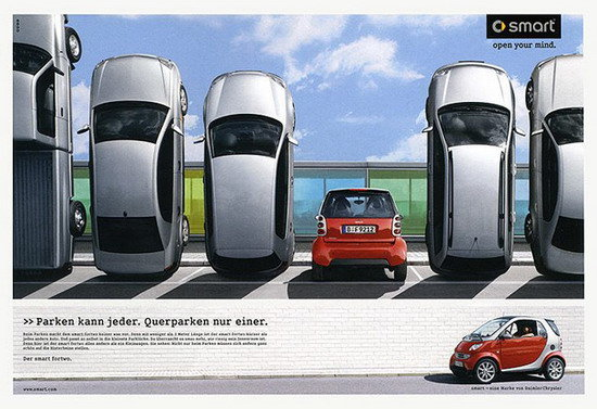 Smart Car and Smart ads idea