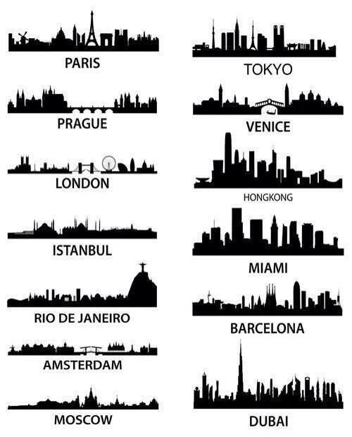 Places I'd like to see