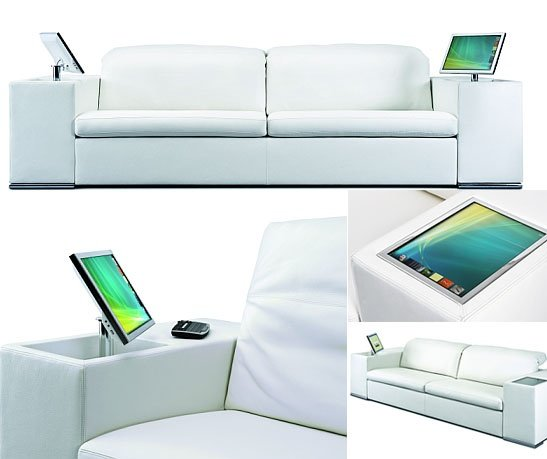 Multimedia Sofa