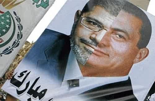 #مرسي و #مبارك وجهان لعملة واحدة