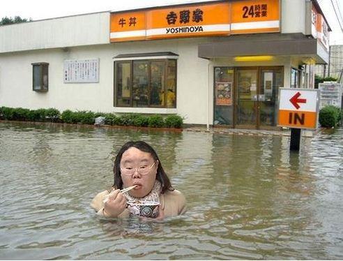 yoshinoya flood girl Can't Stop Eating (Definition of Food Addict)