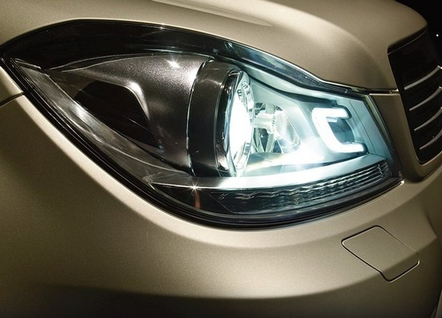 The new #Mercedes C class