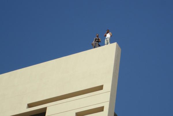 محاولة انتحار في العقبة #الأردن