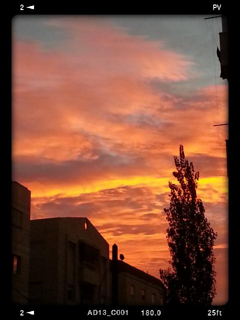 #عمان #الأردن صباح اليوم
