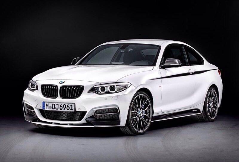 2014 BMW 2 Series M Power