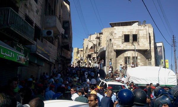 مظاهرات #الأردن