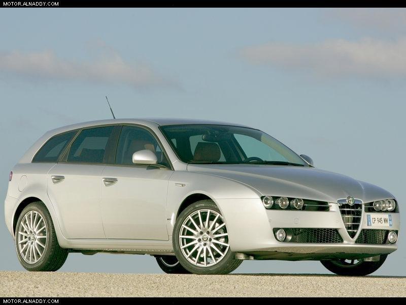 2005 Alfa Romeo 159 Sportwagon