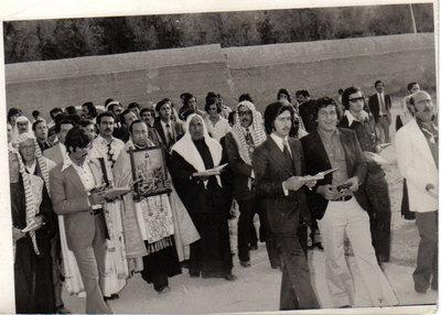 من إرشيف جاكلين حتر دورة العيد للاتين في #الفحيص #الأردن