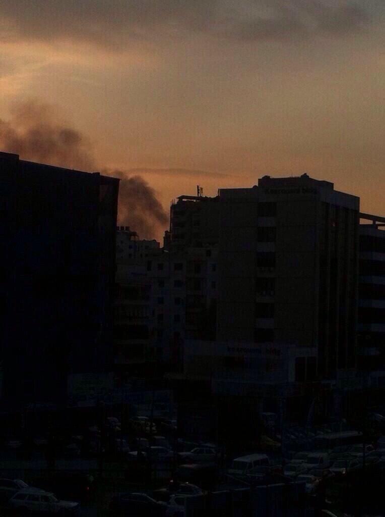 انفجار الضاحية الجنوبية #بيروت ٢٠١٤