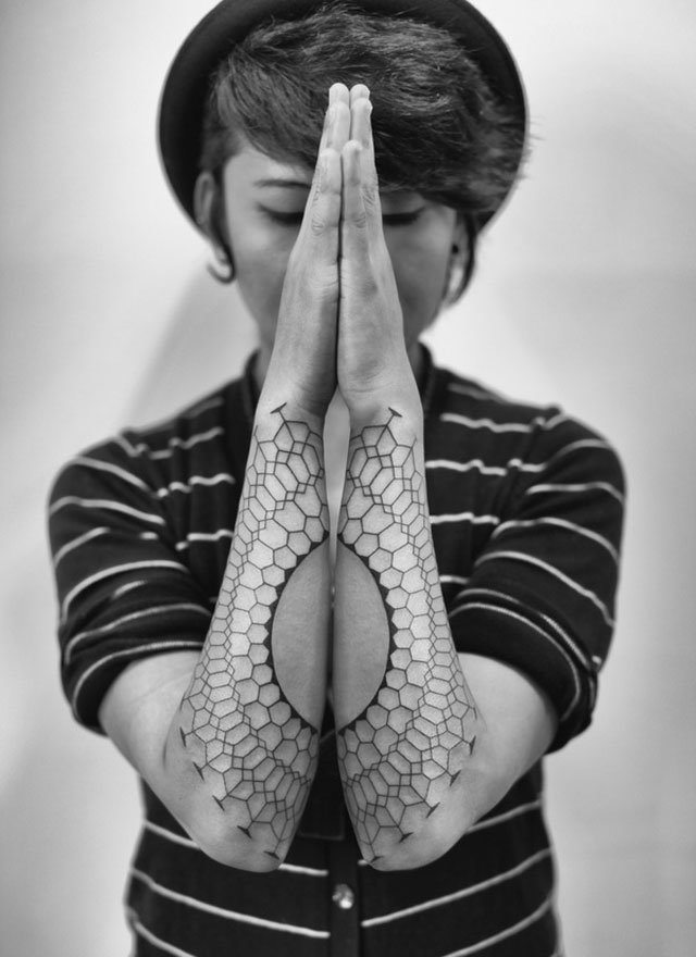 Most Creative and Crazy #Tattoos - 25