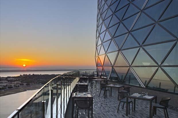 فندق حياة كابيتال جيت في #أبوظبي