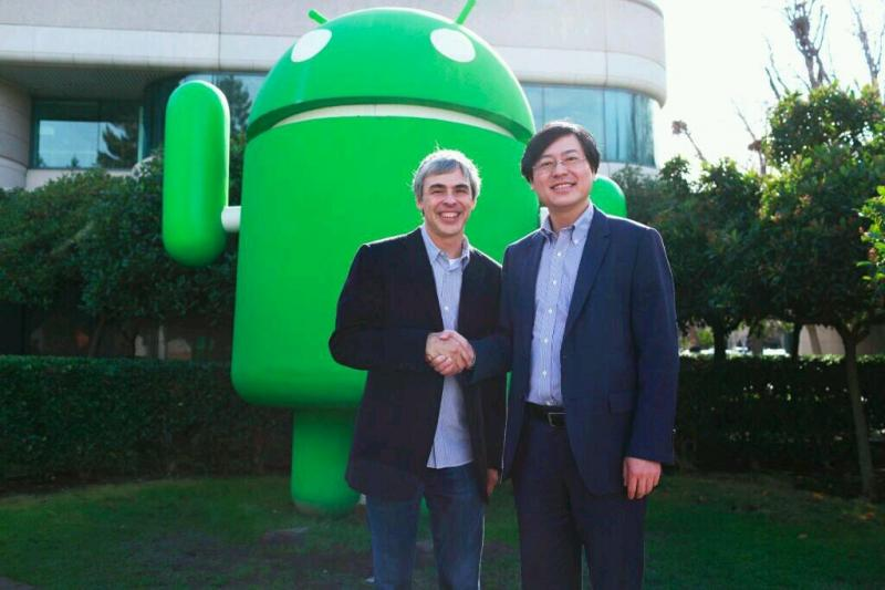 Google has just signed an agreement to sell Motorola to Lenovo for $2.91 billion