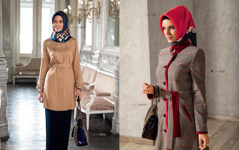 ملابس #محجبات #حجاب : موديلات #فساتين طويلة روعة #بنات - صورة 6