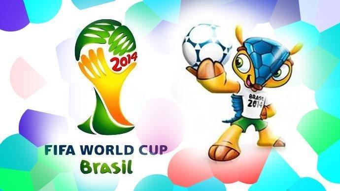 شعار #كأس_العالم في #البرازيل