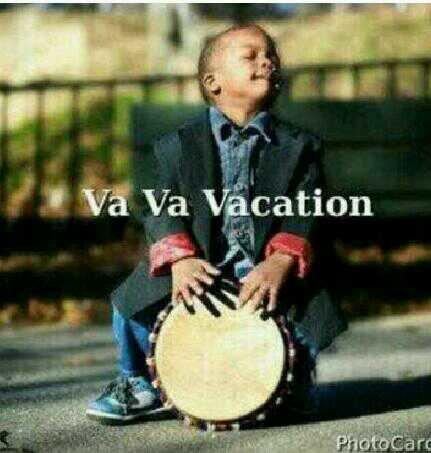 Va Va Vacation ...